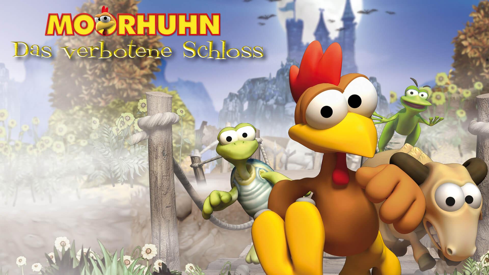 Moorhuhnl_Das_verbotene_Schloss