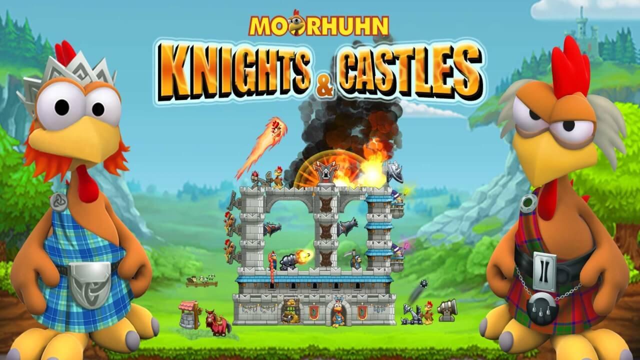 Moorhuhn_Knights&Castles_Nintendo_Switch